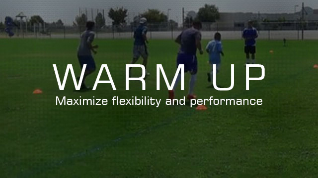 Warmup Soccer Drills