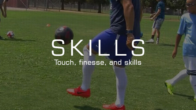 Drills to improve Soccer Skills
