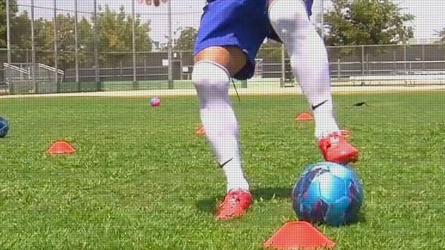 Dribbling Soccer Drills