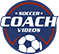 Soccer Coach Videos Logo