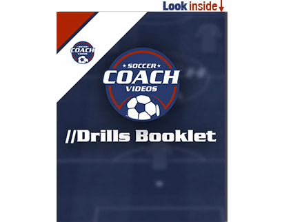 Soccer Drills Book