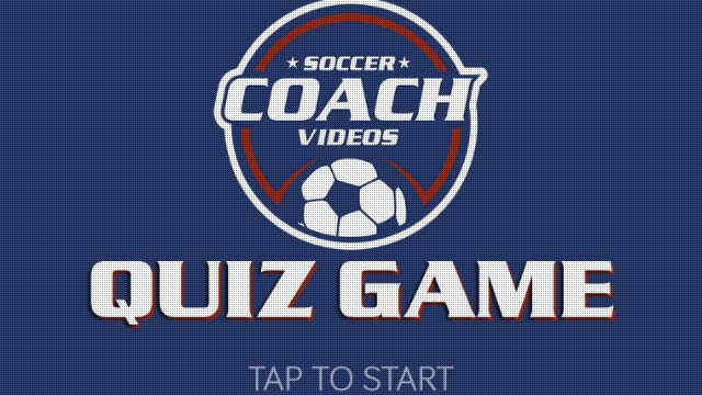 Soccer Coach Game Quiz